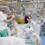 Accidentes laborales con maquinaria industrial