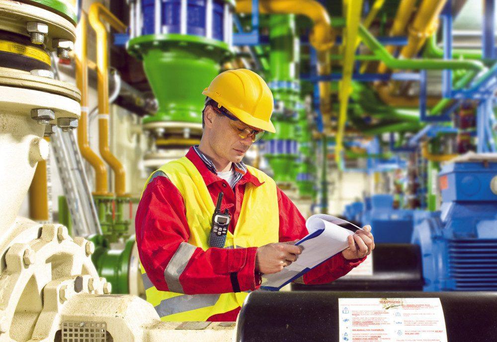 Ingeniería de Seguridad Industrial