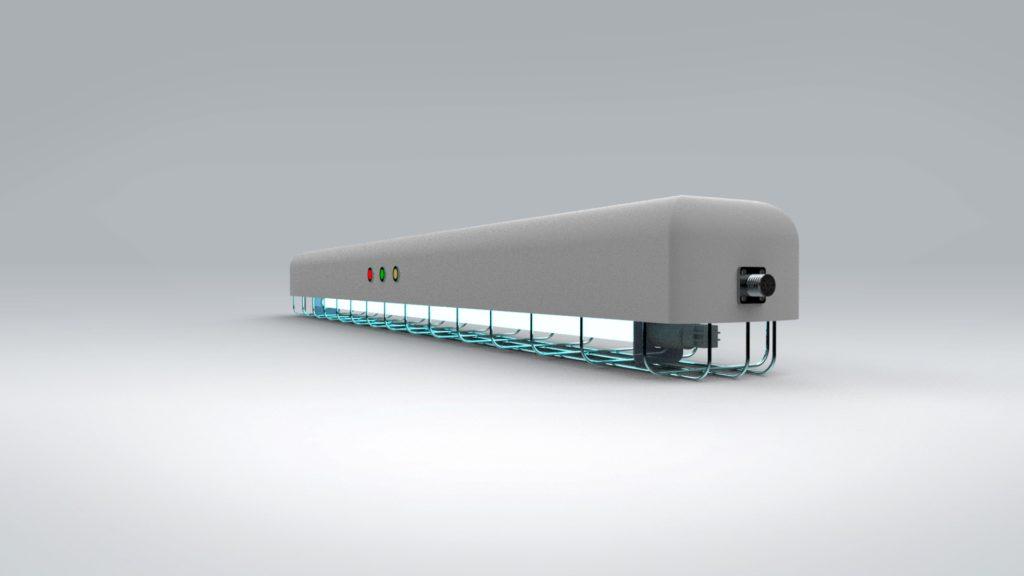 GTG Ingenieros-Lámpara instalaciones fijas