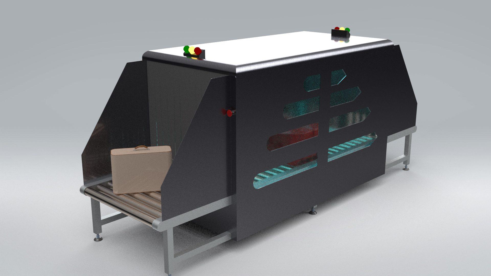 TUViC Túnel esterilización