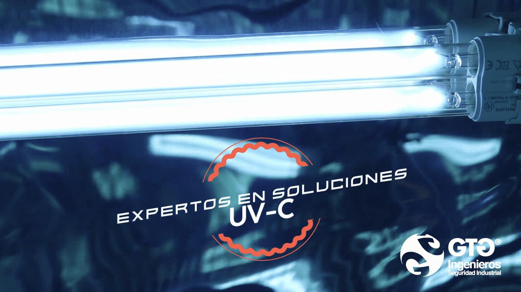 Expertos en soluciones UV-C